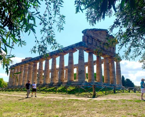 Southern Italy Food & History Tours