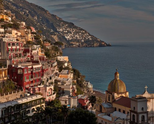 Amalfi Coast Trek